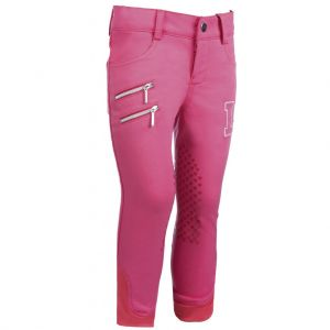 Pantalon equitation junior BELLAMONTE Silikon