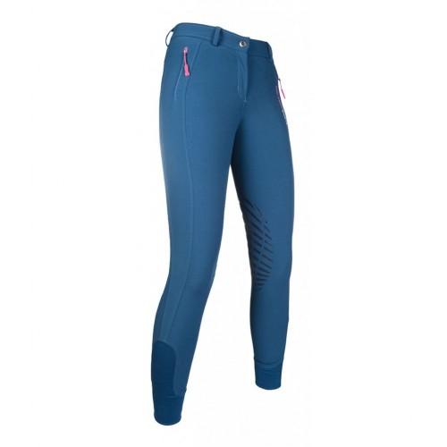 Pantalon basanes silicone ACTIVE 19 ZOE - Pantalons d'équitation à basanes