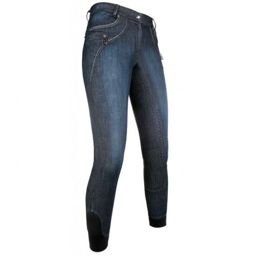 Pantalon Denim LIMONI fond silicone