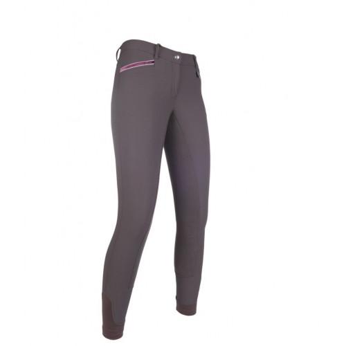 Pantalon equitation fond peau VELLUTO EVA - Pantalons d'équitation à fond intégral