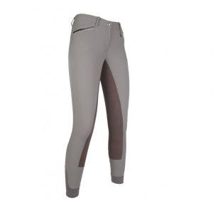 Pantalon equitation fond peau VELLUTO EVA