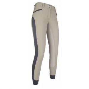 Pantalon fond peau Diamonds Pink Star