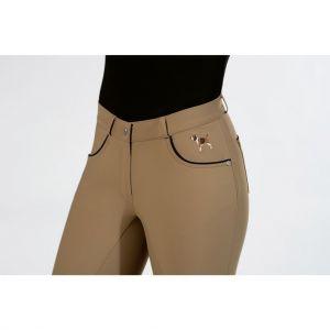 Pantalon équitation fond silicone BEAGLE