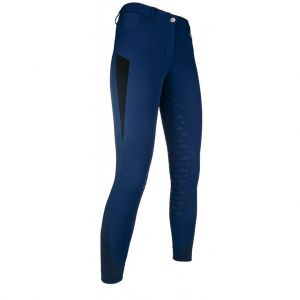 Pantalon d'équitation Junior fond silicone ZOE Advanced
