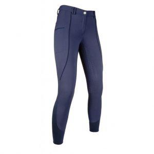 Pantalon equitation Future ZOE Side Pocket fond silicone