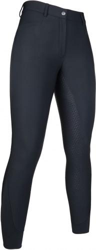 Pantalon équitation Hiver APART Style fond silicone - Pantalons d'équitation d'hiver