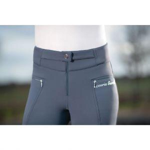 Pantalon equitation Hiver Softshell GLORENZA Silikon