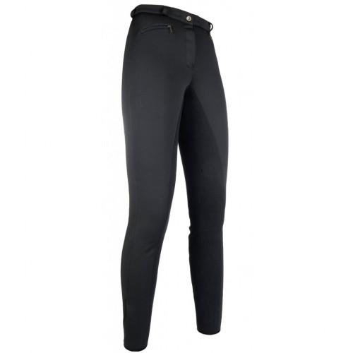Pantalon Junior HIVER WINNER softshell - Pantalons d'équitation d'hiver enfant
