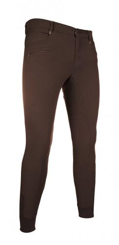 Pantalon homme San Lorenzo fond silicone - Pantalons d'équitation homme