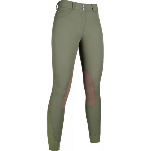 Pantalon équitation HUNTER basanes - Pantalons d'équitation à basanes