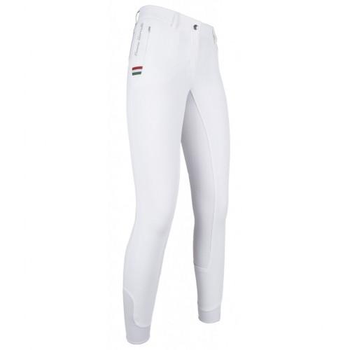 Pantalon LG BASIC ITALY Silikon - Pantalons d'équitation à basanes