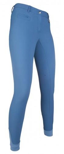 Pantalon LIMONI LIZ fond silicone - Pantalons d'équitation à fond intégral