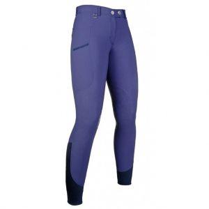 Pantalon équitation MORELLO PAM basanes silicone