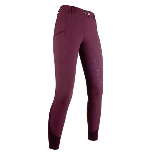 Pantalon equitation MORELLO PAN fond silicone - Pantalons d'équitation à fond intégral
