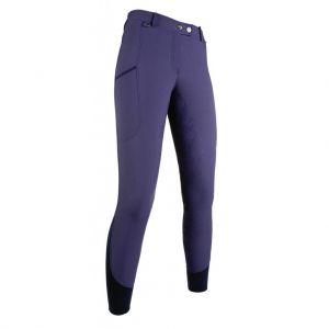 Pantalon equitation MORELLO PAM fond silicone