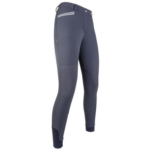 Pantalon equitation Mondiale EVA Flap - Pantalons d'équitation à basanes