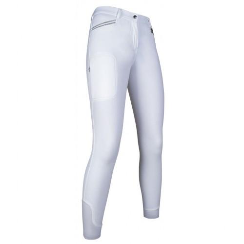 Pantalon equitation Mondiale EVA fond silicone - Pantalons d'équitation à fond intégral