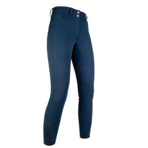 Pantalon équitation Piping 2 ZOE fond silicone