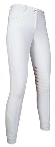 Pantalon équitation KIA GRIP TECH SILICONE - Pantalons d'équitation à basanes