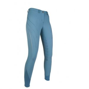 Pantalon equitation Junior Speed Reflection ZOE fond silicone