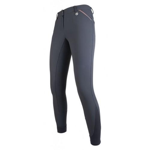 Pantalon TOPAS EVA Style fond silicone - Pantalons d'équitation à fond intégral