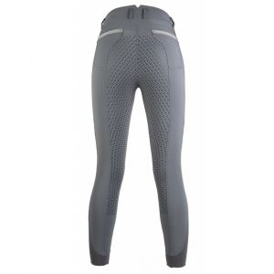 Pantalon équitation YOUNG Style fond silicone