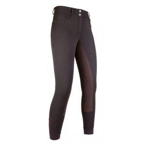 "Pantalon ""grande taille"" SCARLETT fond peau"
