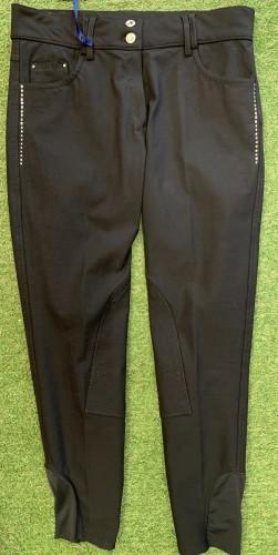 Pantalon 42 Starlight Stone - Pantalons d'équitation à basanes