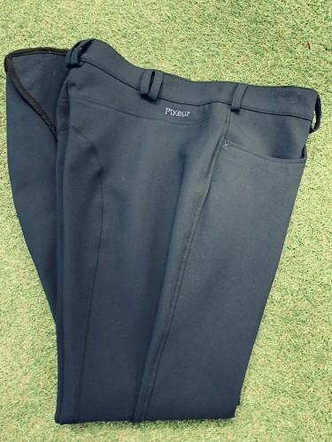 Pantalon 42 PIKEUR Meredith2 - Pantalons d'équitation à basanes