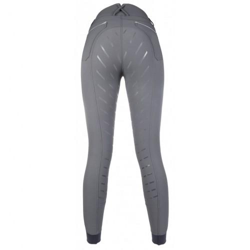 Pantalon RIMINI PIPPING, fond Silicone - Pantalons d'équitation à fond intégral