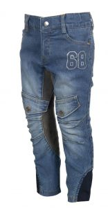 Pantalon SAN LUIS Denim fond peau