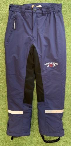 Pantalon 9/10 ou 11/12 ans STORMY - Pantalons d'équitation d'hiver enfant