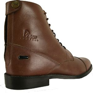 Boots cuir MAESTRO