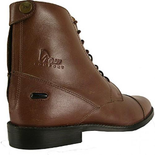 Boots cuir MAESTRO - Tout à - 50%