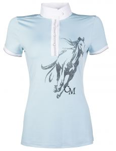 Polo de concours RIMINI Horse Print