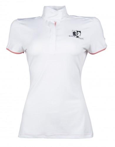 Polo de concours Black & White - Chemises & polos