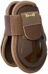 protège-boulets aéré coque & cuir TDET