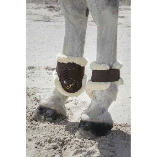Protège-boulets C.S.O mouton - Guêtres & Protège-boulets