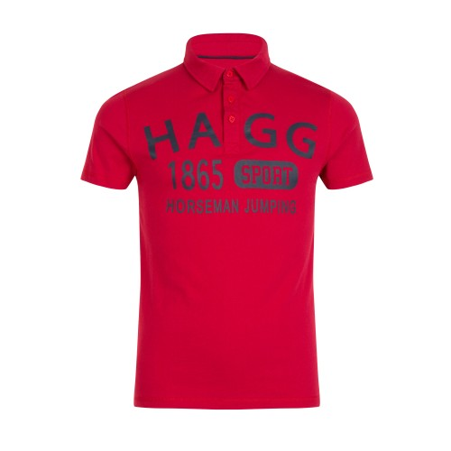 Tee-shirt S homme HAGG - T-shirts & polos d'équitation homme