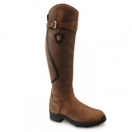 Bottes SNOWY RIVER tige std/mollet large - Collection Mountain Horse