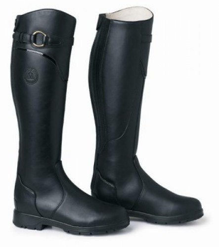 Bottes SPRING RIVER tige std/Mollet large - Collection Mountain Horse