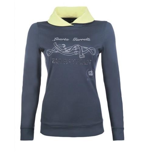 Sweat femme LIMONI - T-shirts & polos d'équitation