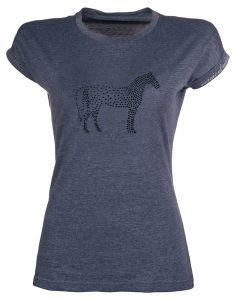 T-shirt équitation CRYSTAL HORSE