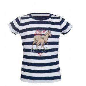 T-shirt équitation STRIPED