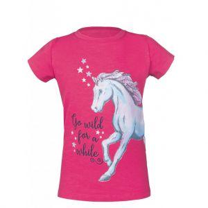 T-shirt équitation Strawberry Ice