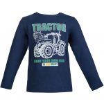 T-Shirt équitation manches longues TRACTOR