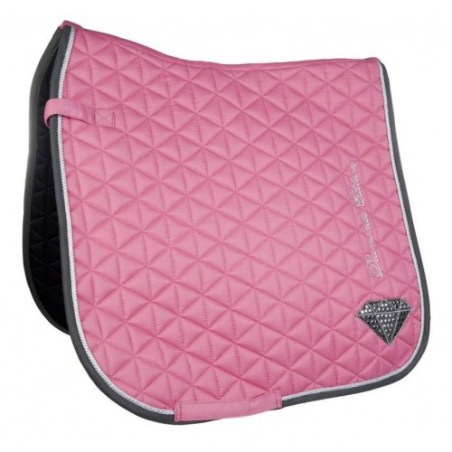 Tapis Diamonds Pink Star - Tapis de selle
