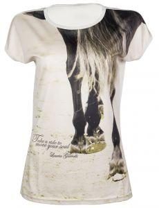 T-shirt equitation SANTA ROSA