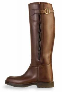 Bottes cuir BUTTERO