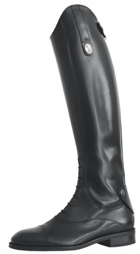 Bottes cuir italiennes